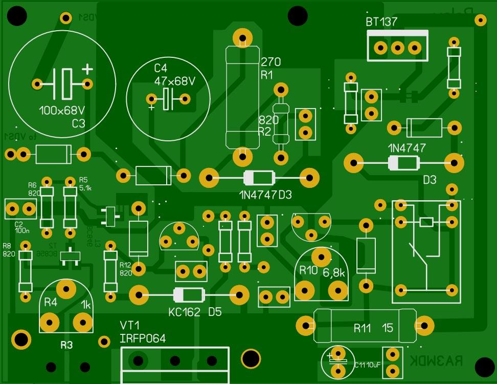 Technic Ra3wdk Homepage Technique Amp Proects