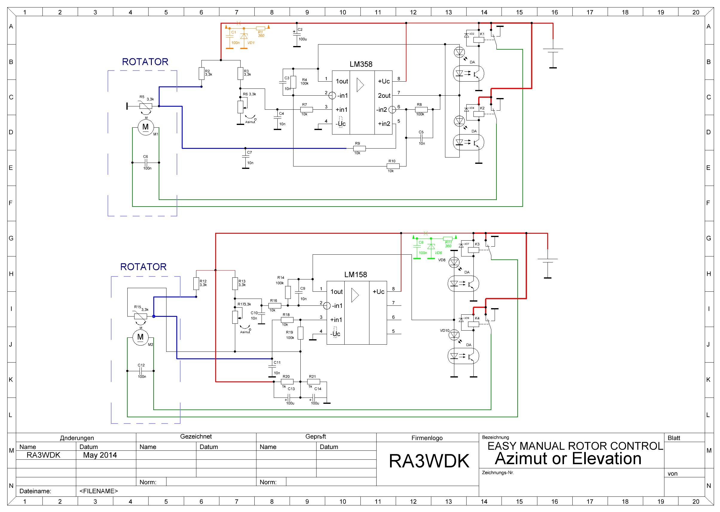 Antenna RA3WDK Home Page on