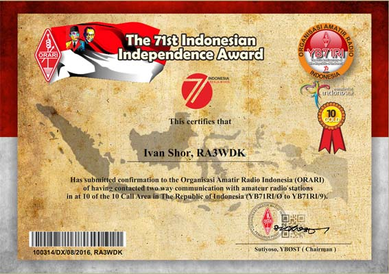 Indonesia Award
